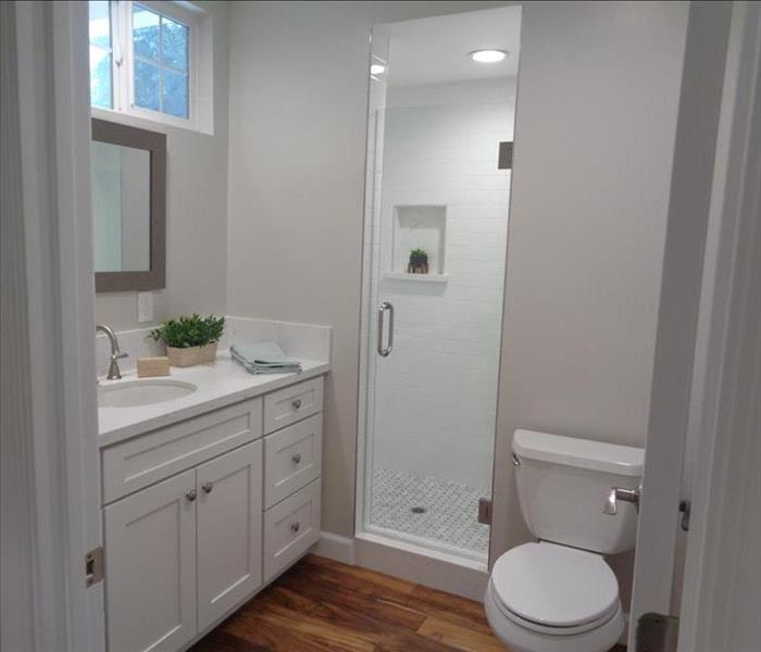 Rebuild of a Bathroom in Bel Air After