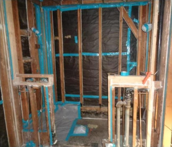 Rebuild of a Bathroom in Bel Air Before