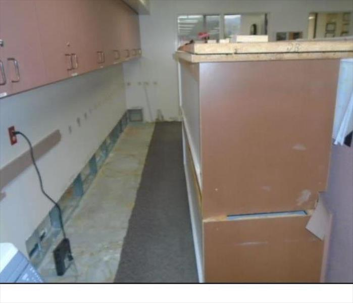 Commercial Water Damage In Los Angeles After