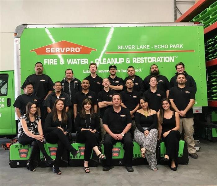 Meet the SERVPRO of Eagle Rock / South Glendale Crew and Subcontractors