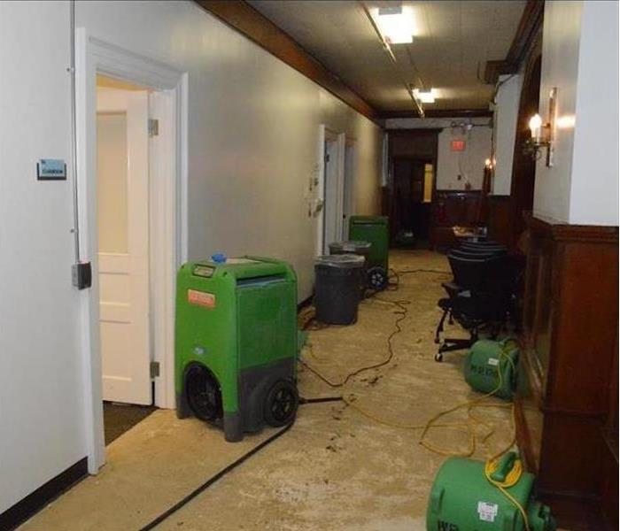 Commercial Water Damage – Glendale