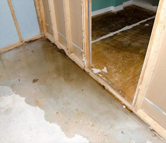 Why SERVPRO Avoid Delays in Selecting Professional Flood Damage Remediation in Glendale