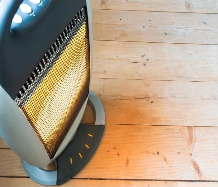 Fire Damage Space Heaters Can Cause Significant Fire Damage Issues In Your Glendale Home!