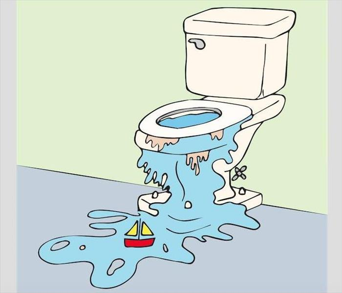 Water Damage Dangers of a Leaking Toilet in Your Eagle Rock Home