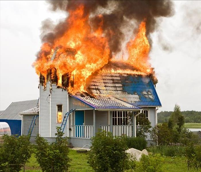 Fire Damage Repairing Your Property After Fire Damage