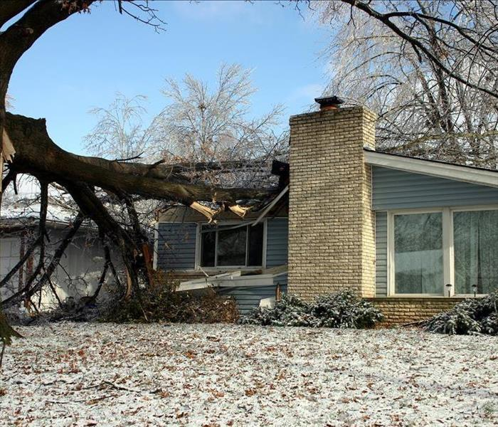 Storm Damage Wind Storm Damaged Roofs or a Bathtub Overflow in Your Glendale Home