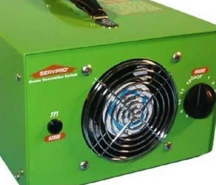 A picture of our ozone generator