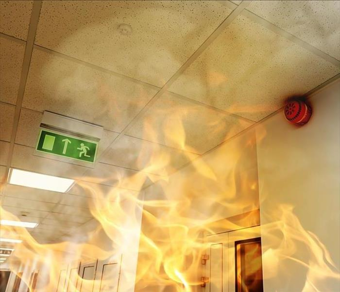 Commercial How Mitigation Saves Money for Commercial Fire Damage