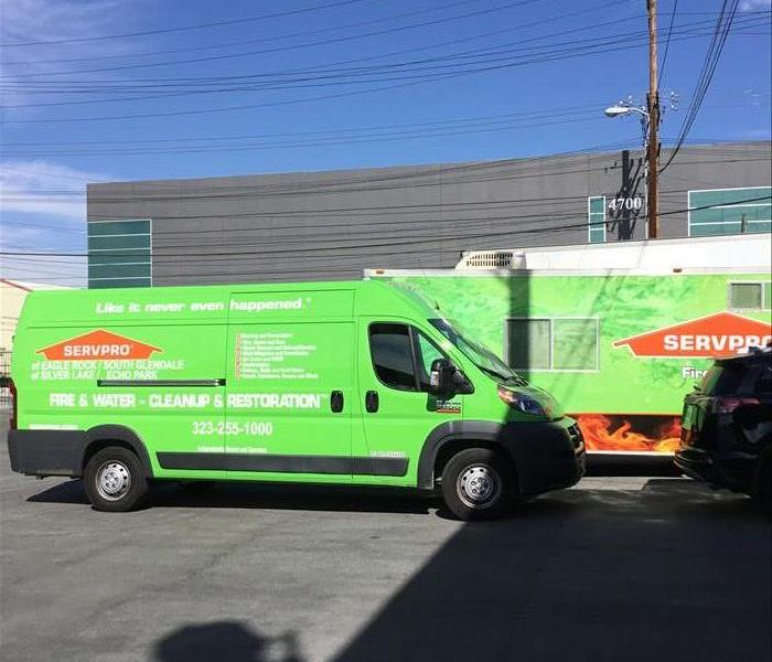 Why SERVPRO Need Property Cleanup and Restoration after an Emergency in Eagle Rock? Call SERVPRO