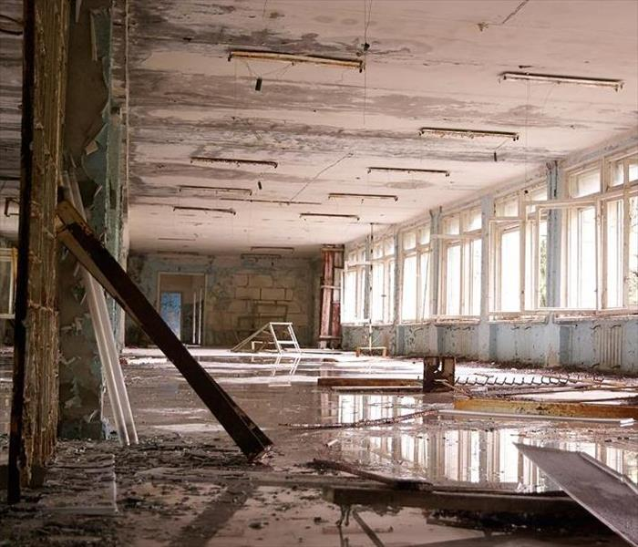 Commercial The Different Causes of Commercial Water Damage