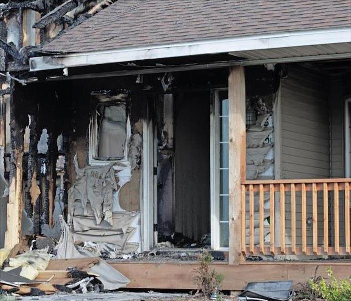 Fire Damage Fire Damage Restoration in Eagle Rock
